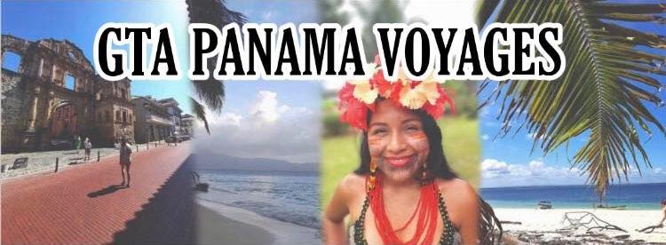 Logo GTA Panama Voyages